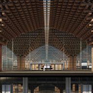 Architect denies plagiarising Kengo Kuma for Bangkok airport terminal design
