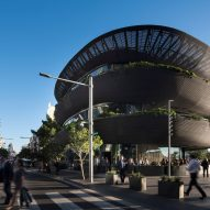 Barangaroo House by Collins and Turner