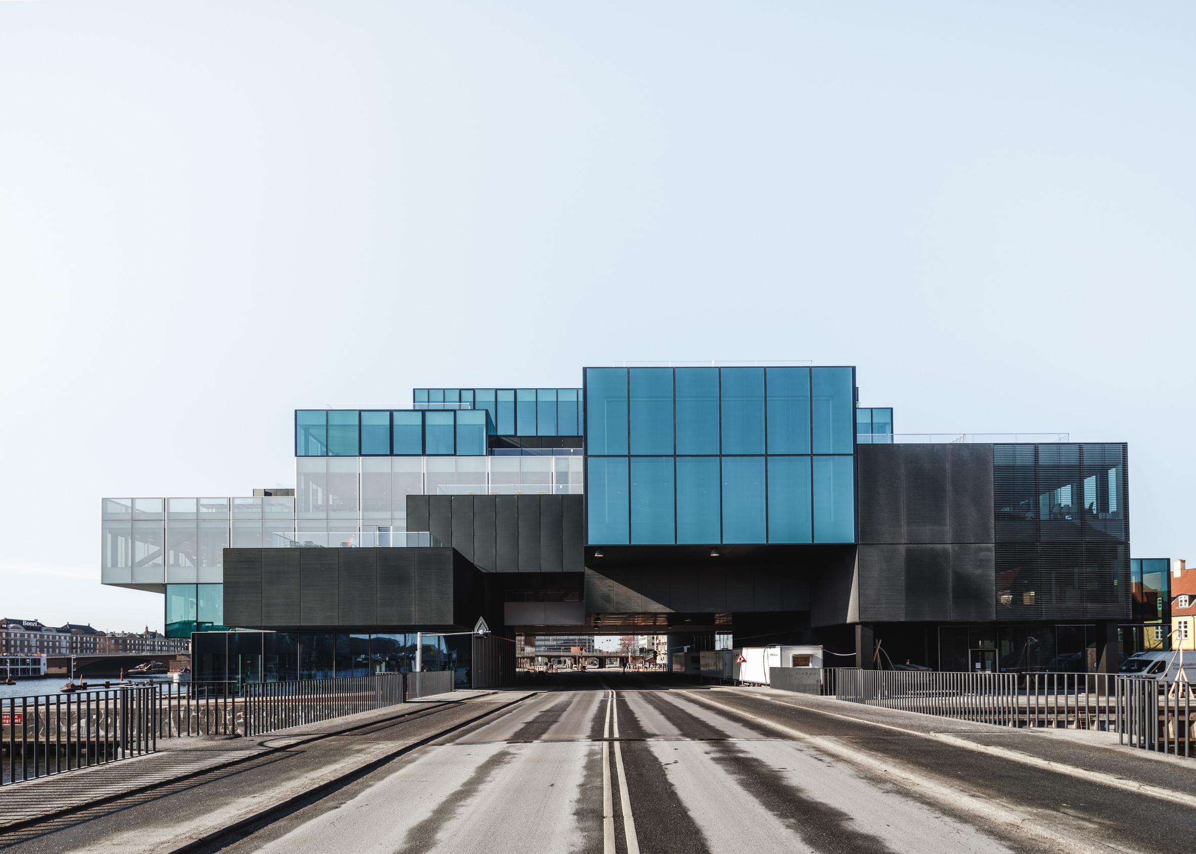 Blox by OMA, Copenhagen, Denmark