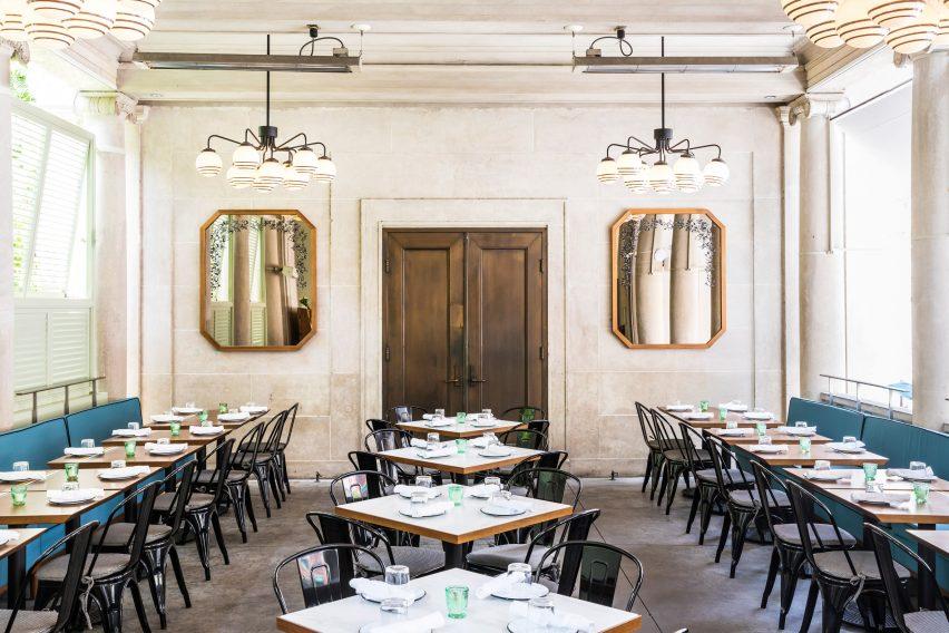 Gachot Renovates Bocce Restaurant At New Yorks Union Square