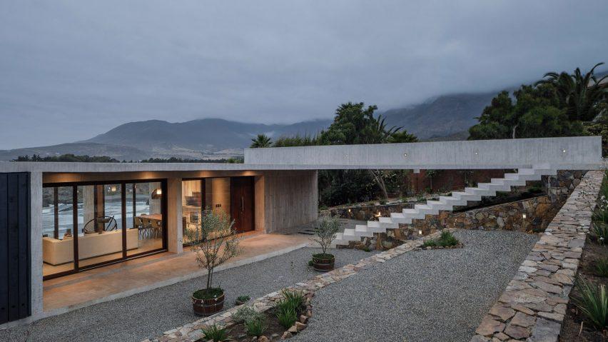 Casa Cipolla by Felipe Assadi