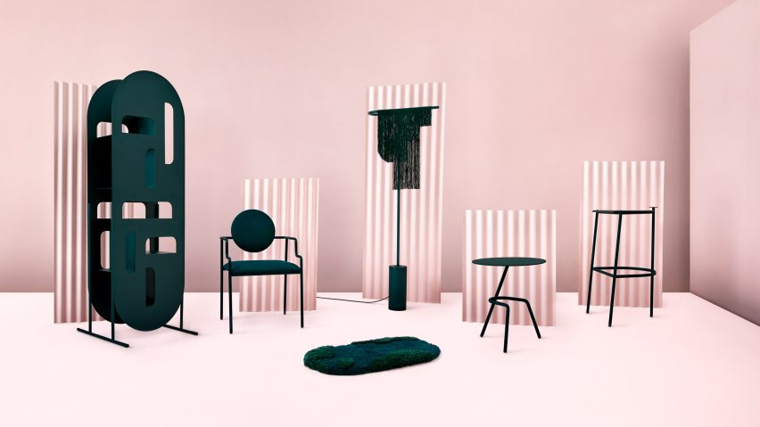 Chinese Gardens And Canadian Islands Influence Minimal Furniture By Hi  Thanks Bye
