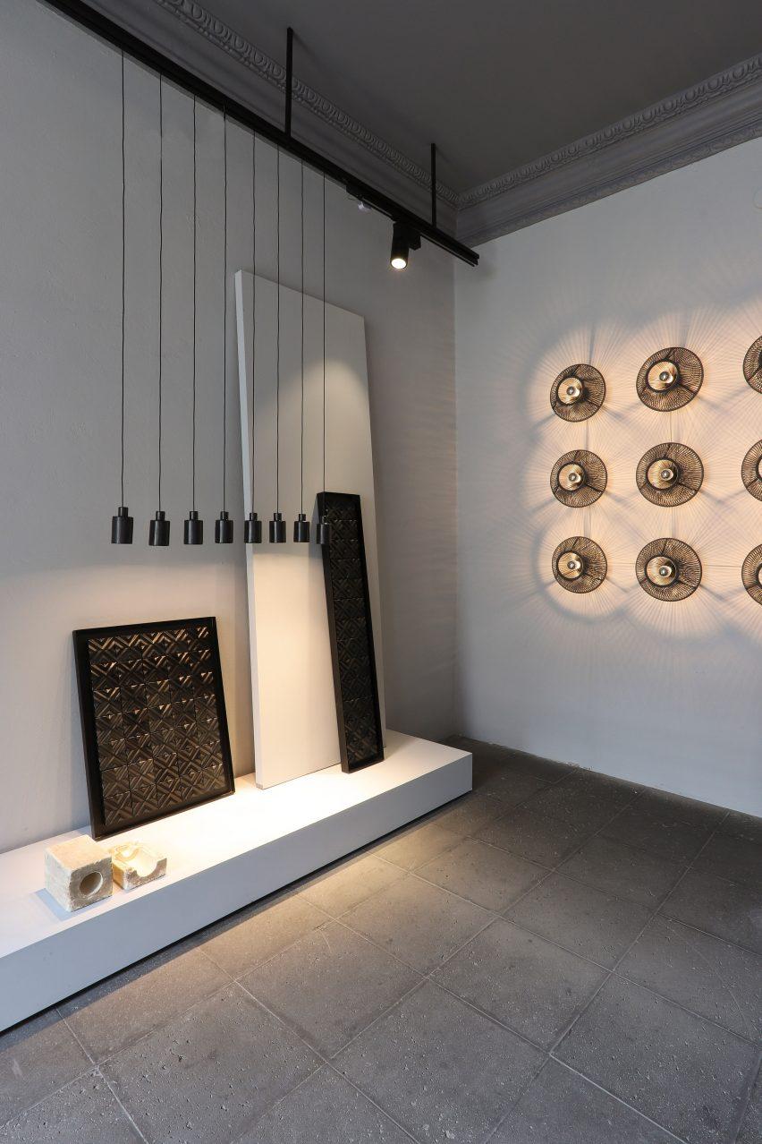 Studio Davidpompa Showroom