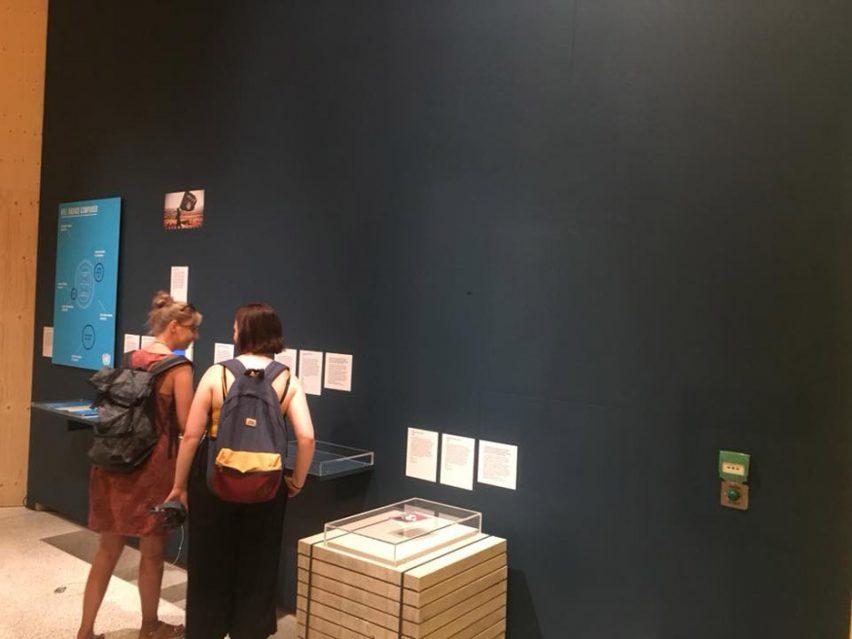 Design Museum Hope to Nope exhibition