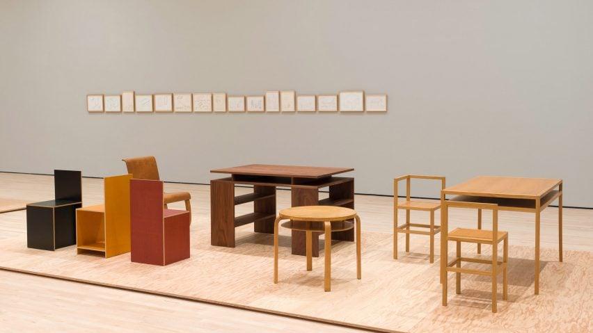 SFMOMA Showcases Donald Juddu0027s Minimal Furniture