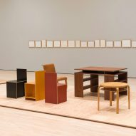 SFMOMA showcases Donald Judd's minimal furniture