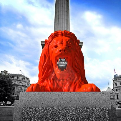 Please Feed the Lions by Es Devlin