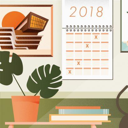 Guía de eventos de Dezeen: los aspectos más destacados de otoño incluyen semanas de diseño en Dubai, Beijing y Viena