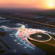 ew Mexico City International Airport by Foster and Romero