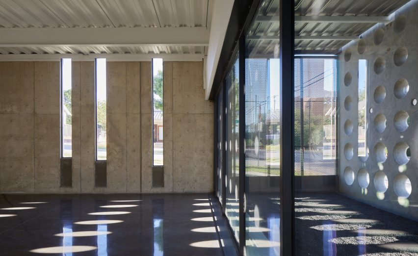 Fort Worth Camera Studios by Ibañez Shaw Architecture