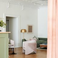 Beauty Shoppe furnishes Cleveland co-working space with local products