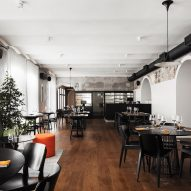 St Petersburg restaurant Gastrobar O pays tribute to Scandinavian style