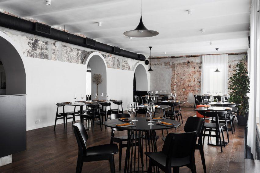 St Petersburg restaurant Gastrobar O pays tribute to Scandinavian style