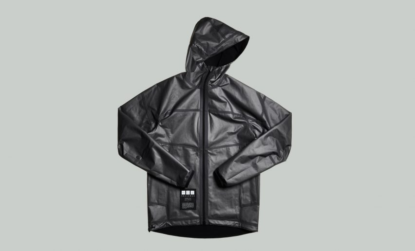 Graphene jacket by Vollebak