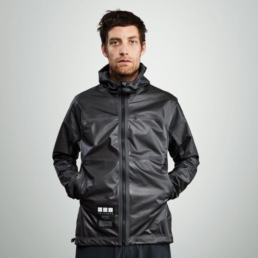 Graphene jacket by Vollebak