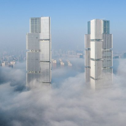 Greenland Towers by GMP