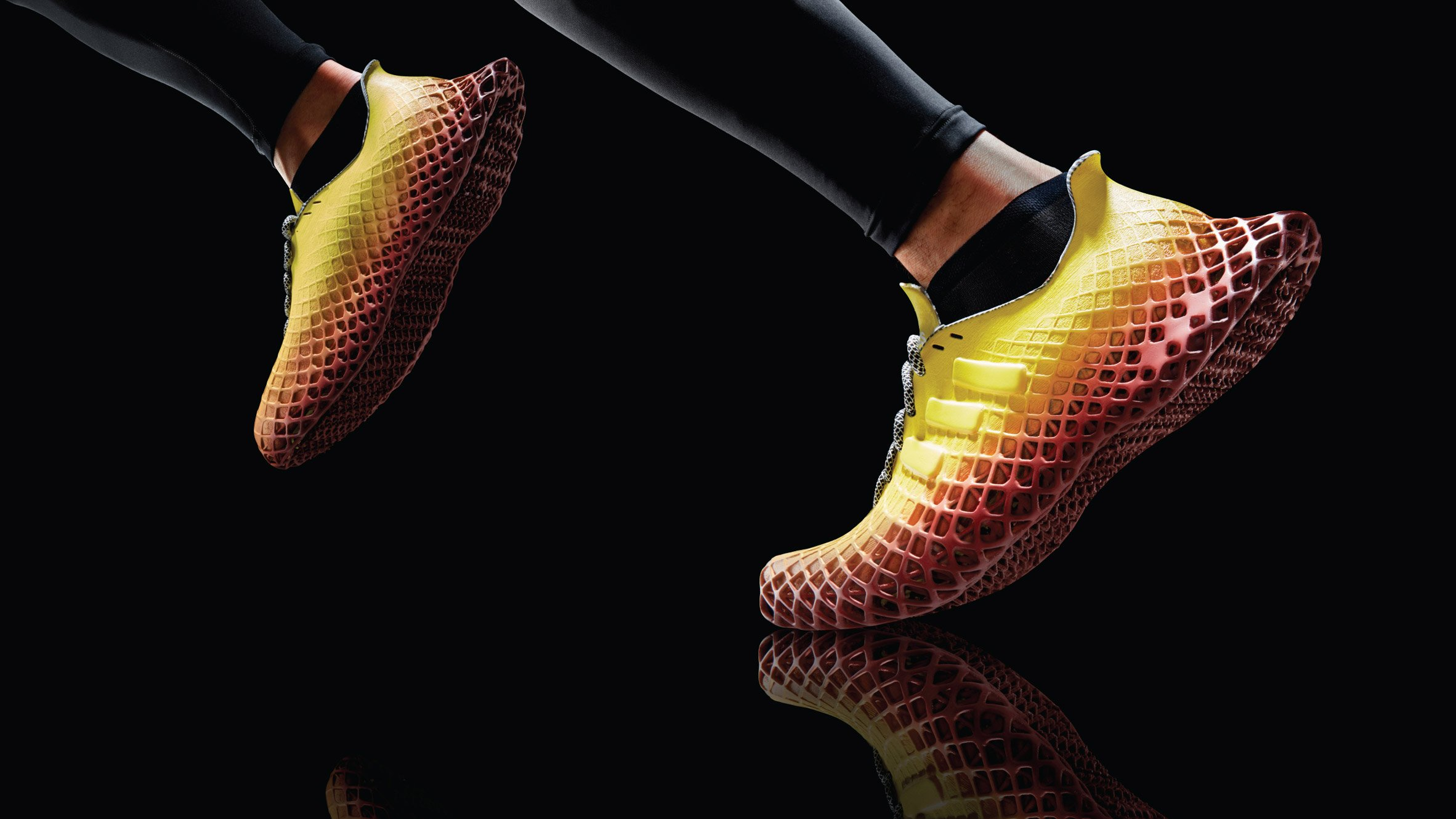 Adidas concept trainer mimics the effect of running on sand to ...