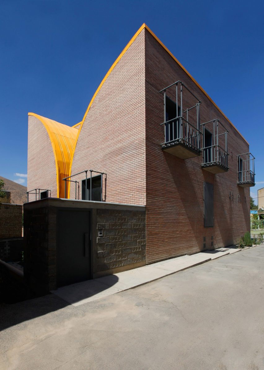 abitat for Orphan Girls designed by ZAV Architects