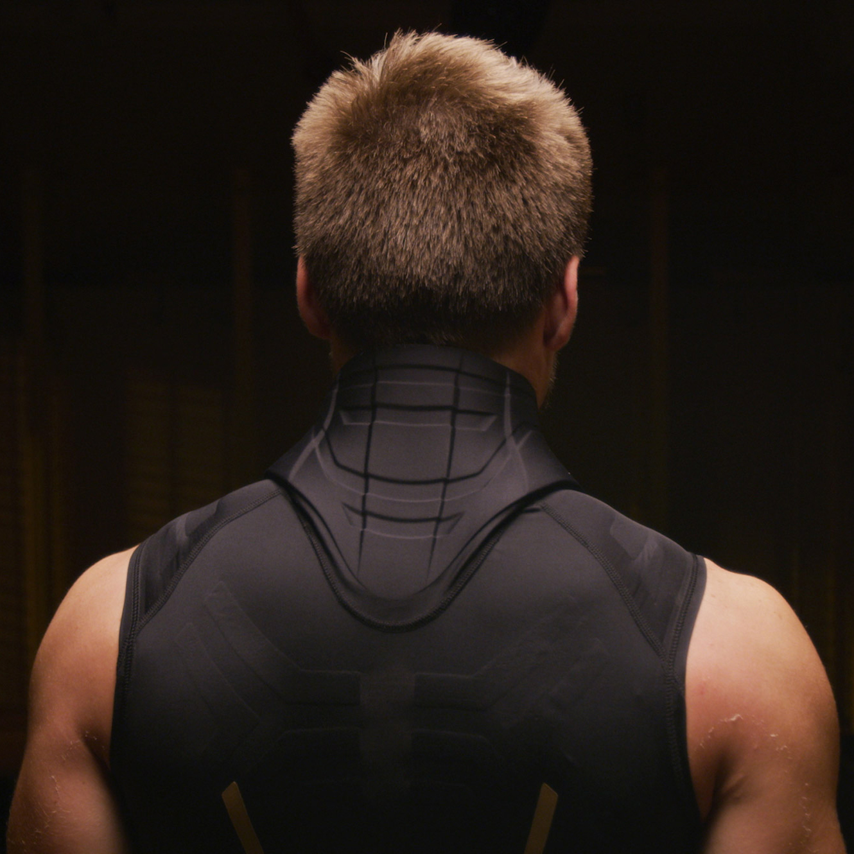 Posture collar stories