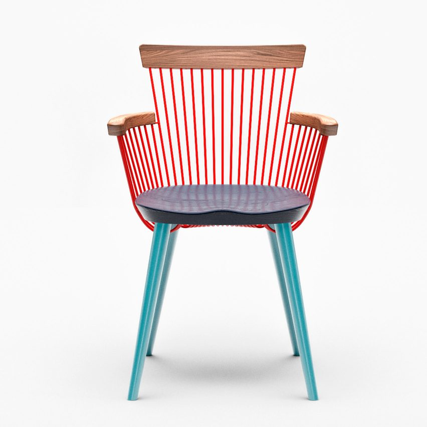 WW Armchair by Hayche