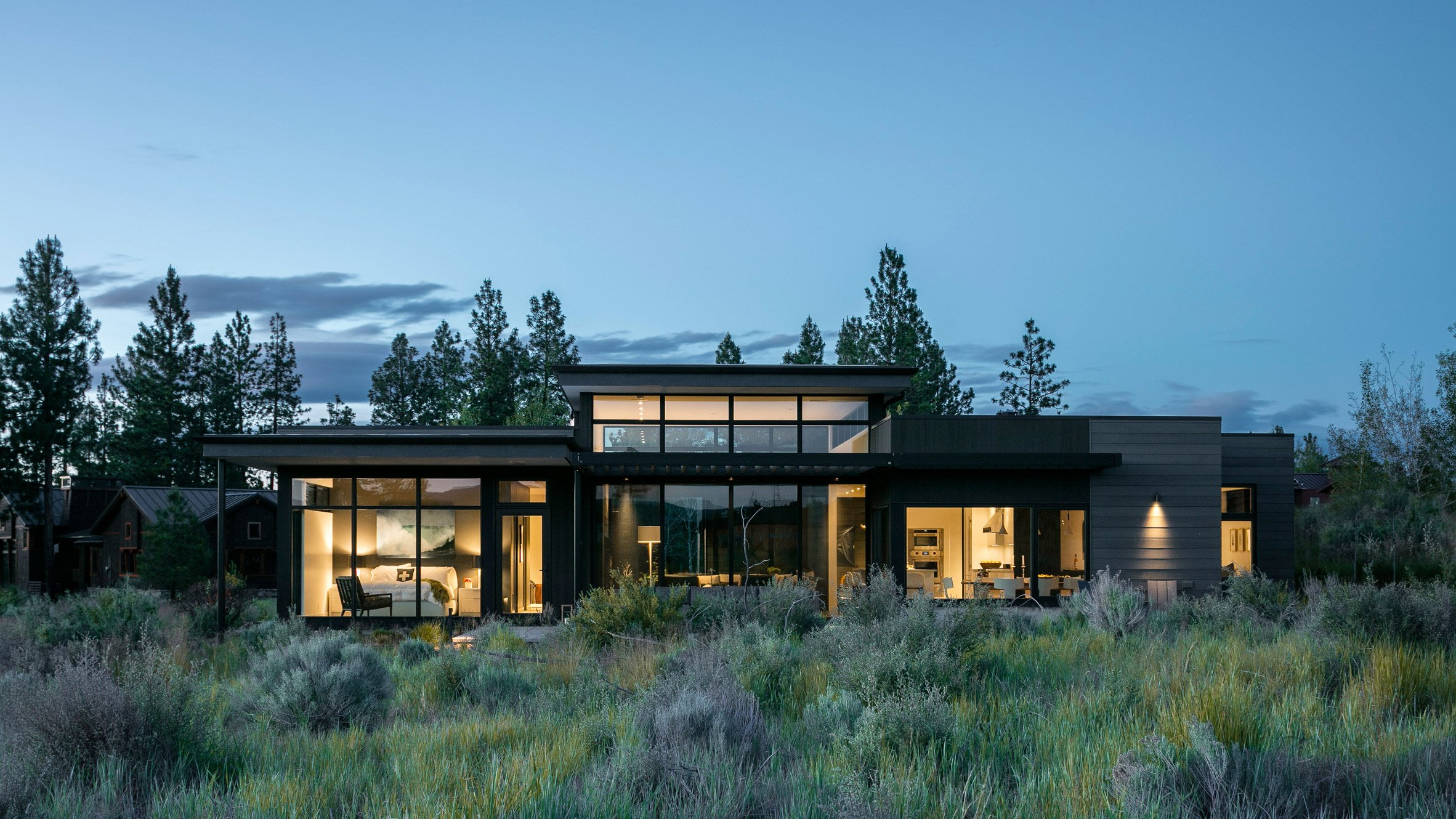 High Desert Modern House Is Designed To Be Cool Calm And