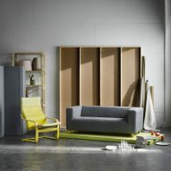 IKEA asks Scholten & Baijings to hack two of its most popular furniture designs