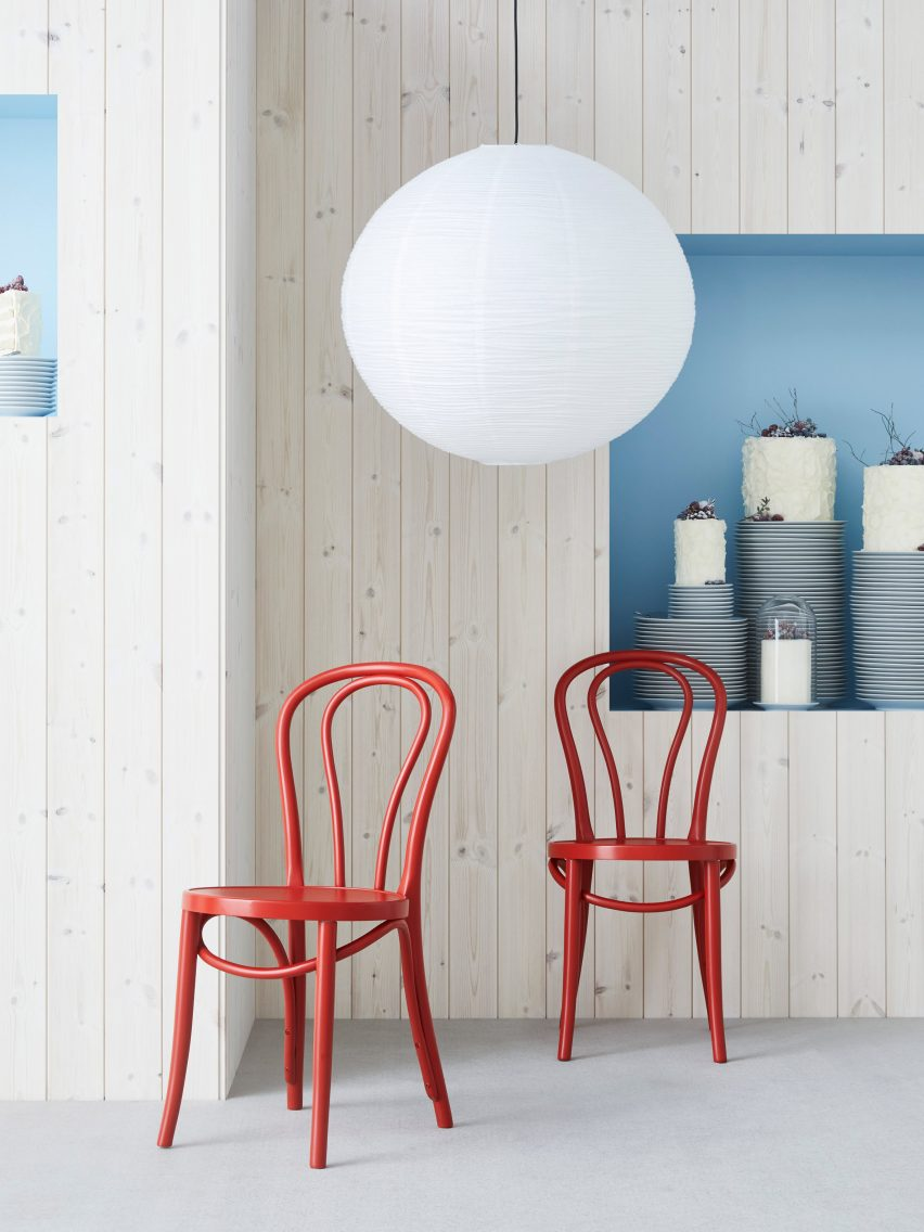 IKEA celebrates 75th anniversary with vintage furniture collections
