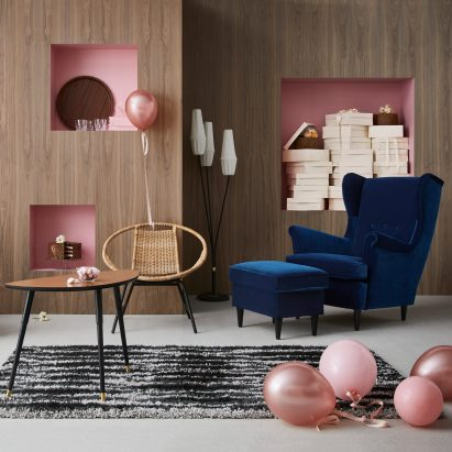 IKEA celebra su 75 aniversario con colecciones de mobiliario vintage