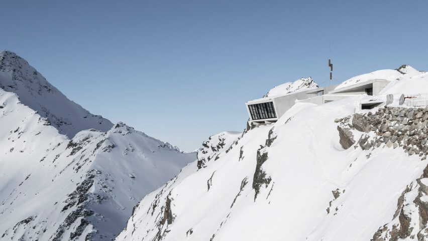 James Bond exhibition opens at the summit of an Austrian mountain