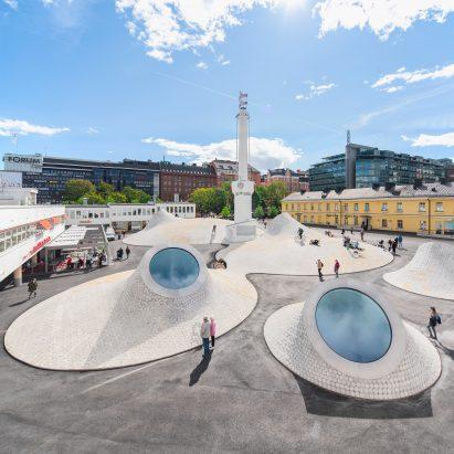 Amos Rex by JKMM Architects