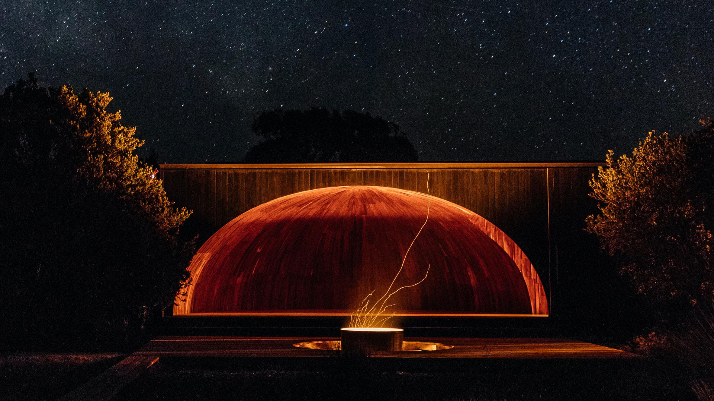 Krakani-Lumi, Tasmania, Australia, by Taylor and Hinds Architects