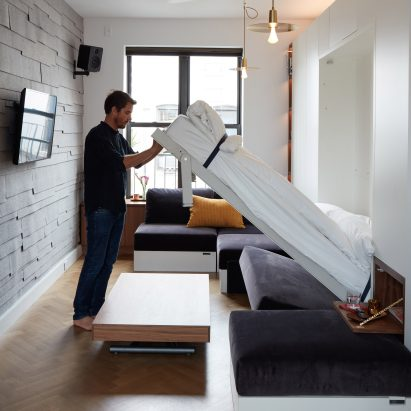Micro Apartment Architecture Interiors And Design Dezeen Magnificent Apartment Designers