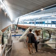 London Bridge Station refurbishment by Grimshaw