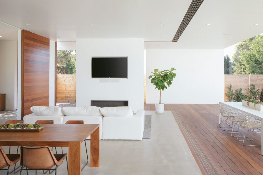 Minimalist Residence by Anacapa Architecture