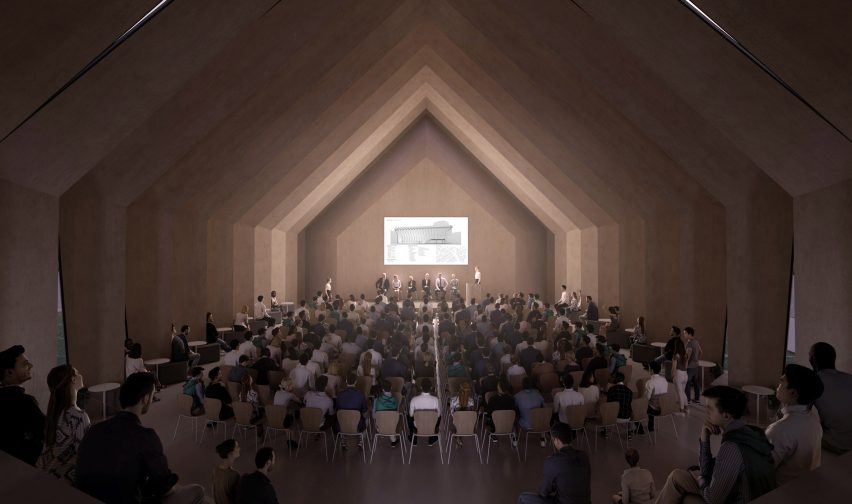 MIT timber Longhouse