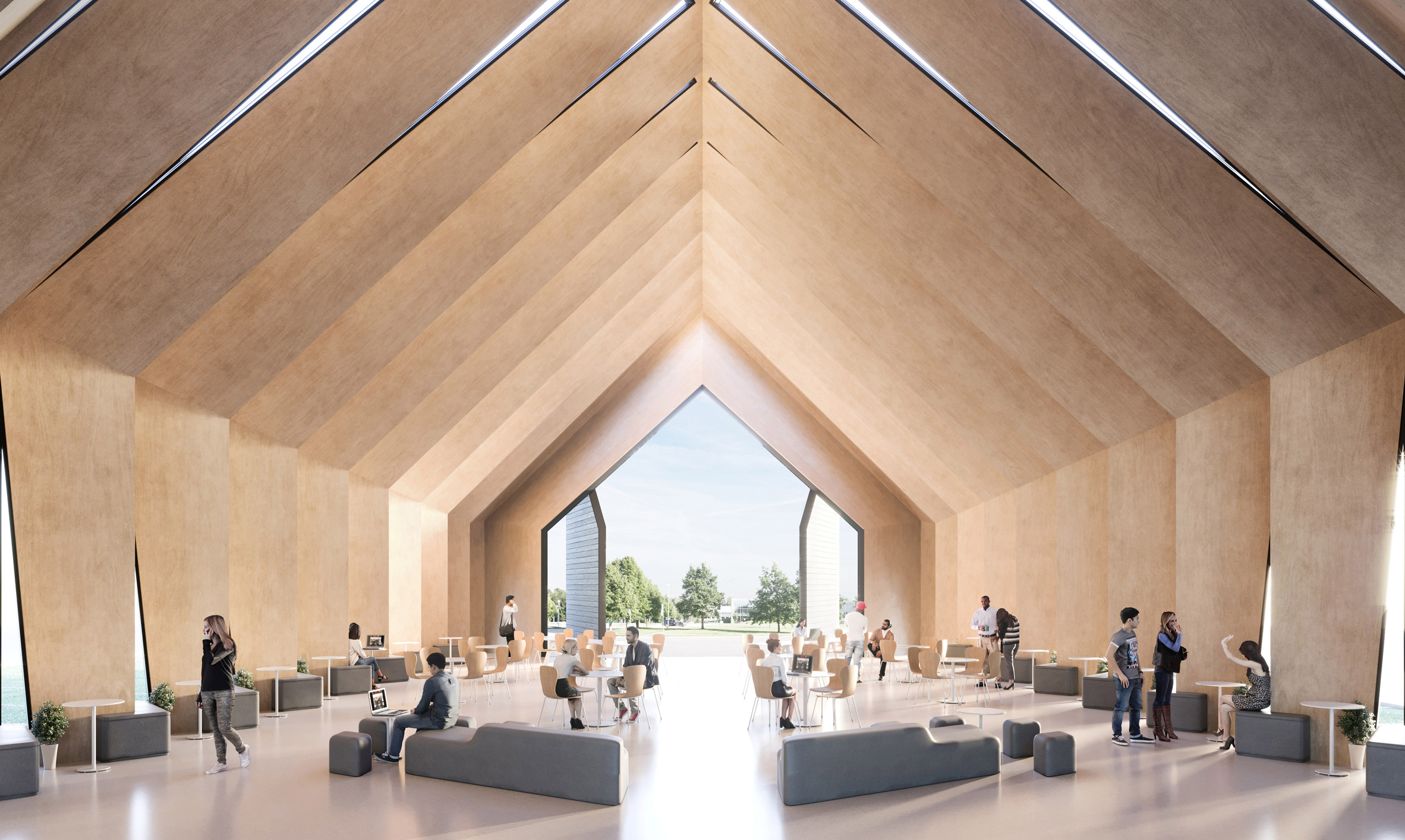 f52c82e50043 MIT champions large-scale timber architecture with Longhouse proposal