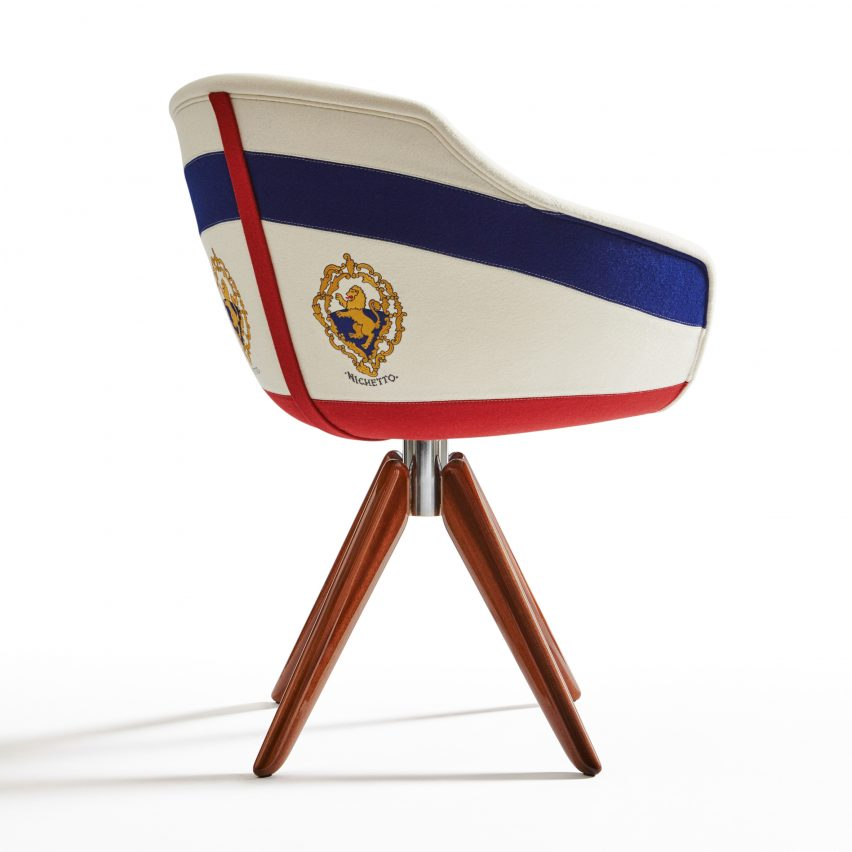 Canal Chair by Luca Nichetto for Moooi