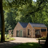 MawsonKerr references monk cells for design of Mount Grace Priory cafe