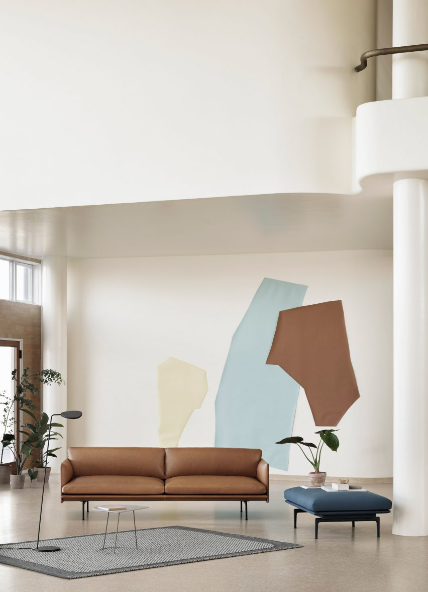 Muuto: Outline Highback Sofa by Anderssen & Voll