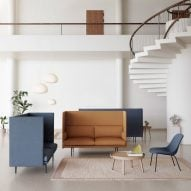Anderssen & Voll designs Muuto's first ever high-back sofa
