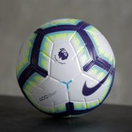Nike unveils official Merlin football for new Premier League season
