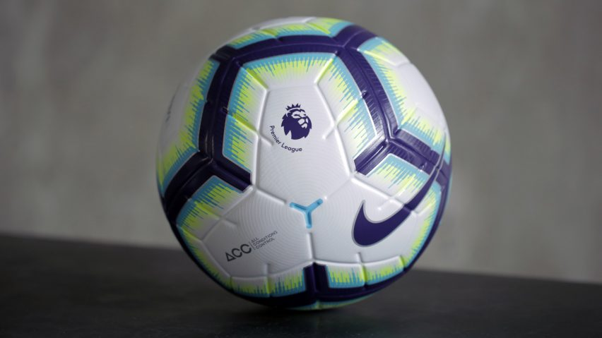 ca9aee7836d Nike unveils official Merlin football for new Premier League season
