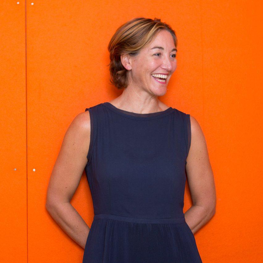 dRMM Architects' founding director professor Sadie Morgan
