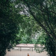 Novice Living Quarters Buddhanimit Temple by Skarn Chaiyawat