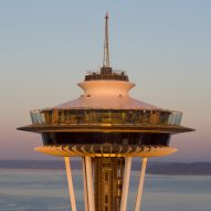 Olson Kundig completes major renovation of Seattle's Space Needle
