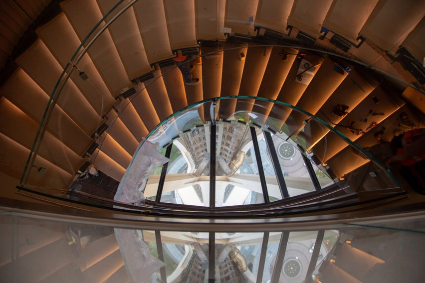 Space Needle renovation by Olson Kundig