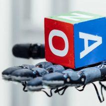 OpenAI Dactyl robot hand