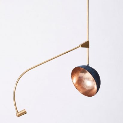 Orbit Light by Jesse Ede