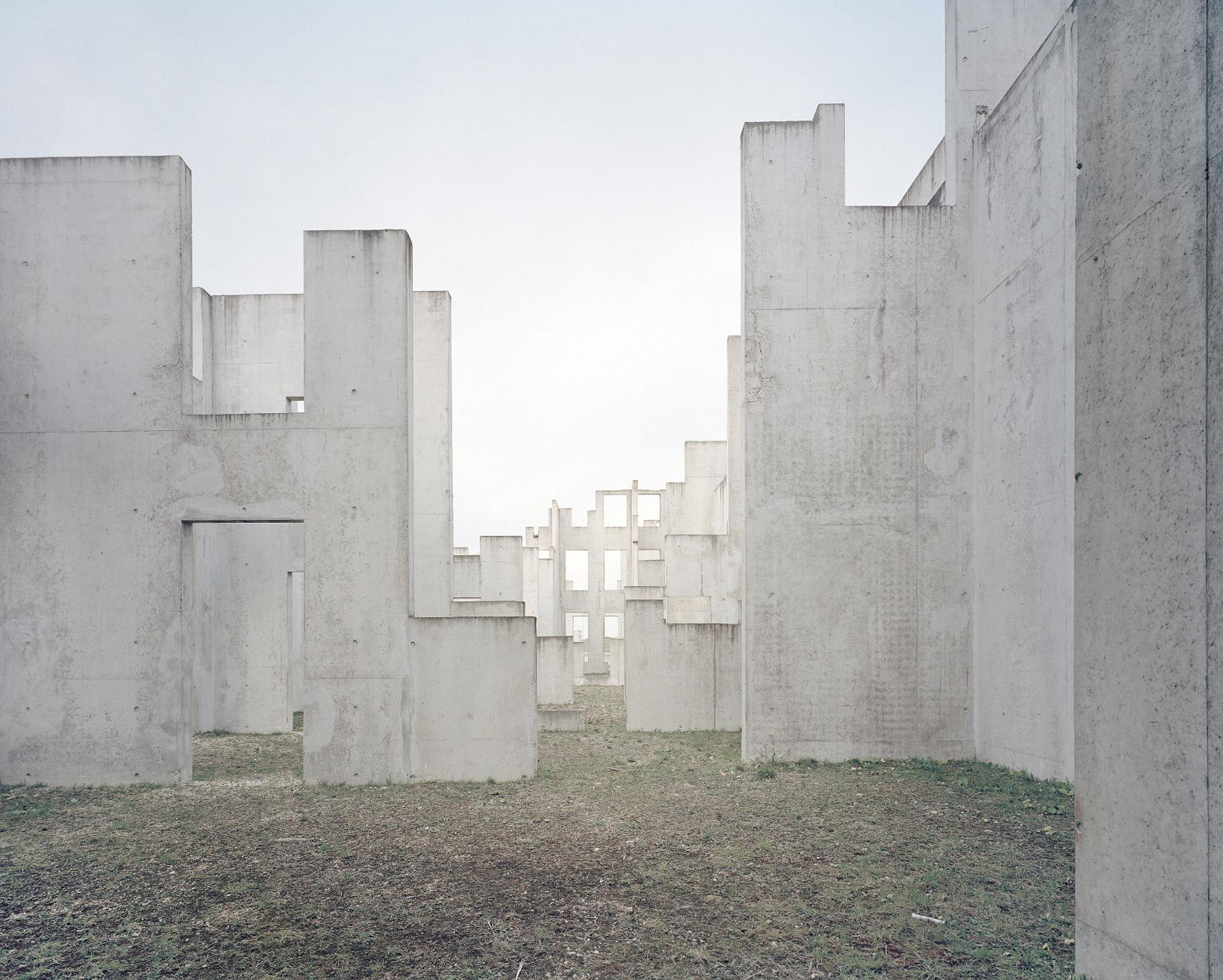 Potemkin Village by Gregor Sailer