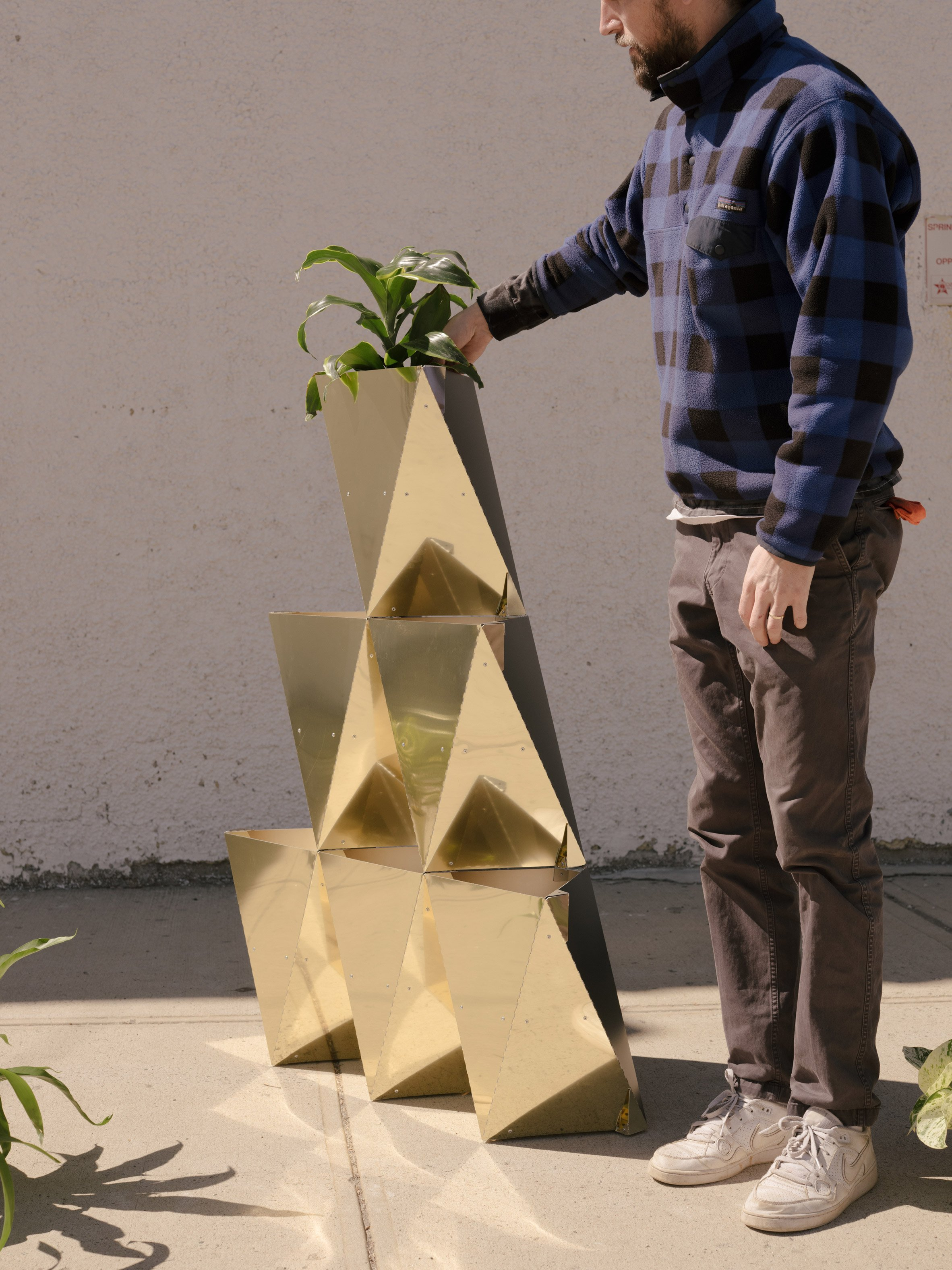 Prism Planters by The Principals